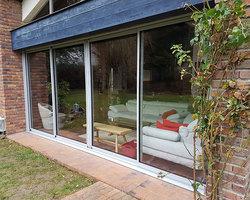Houdan Fenêtre 78 - Houdan - Baie vitrée