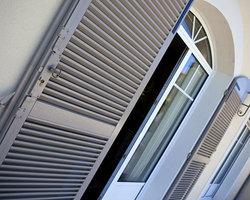 Houdan Fenêtre 78 - Houdan - Persienne